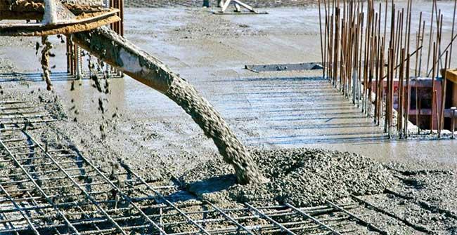 Ứng dụng trong sản xuất bê tông