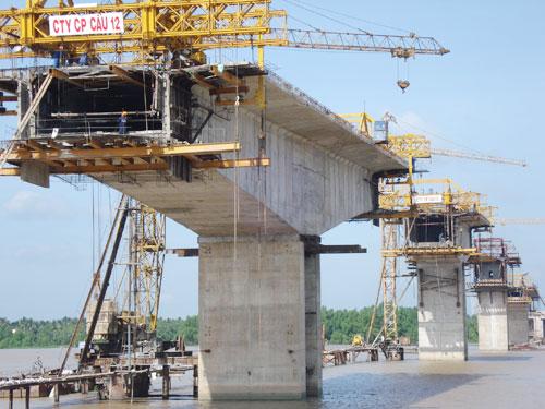 Các công trình cầu đường luôn lựa tròn phụ gia Sikament MPH hàng đầu