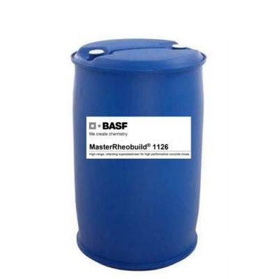 Phụ gia Basf được đựng trong phuy 200l hoặc bồn 1000L