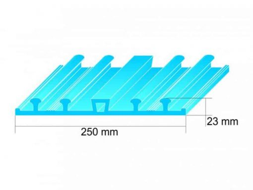 Băng cản nước PVC Waterstop BO250