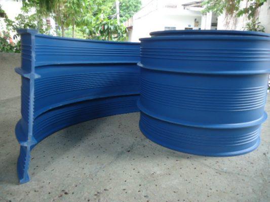 Băng cản nước PVC Waterstop V 420