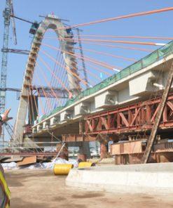 Ứng dụng Sikament MPH trong cầu đường