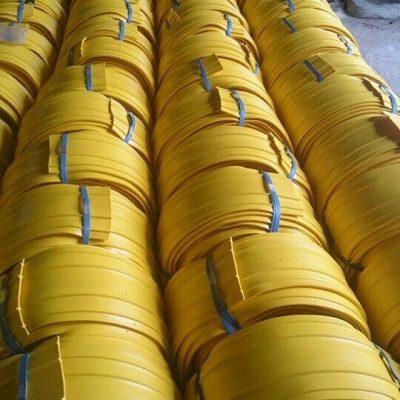 Băng cản nước waterstop pvc màu vàng