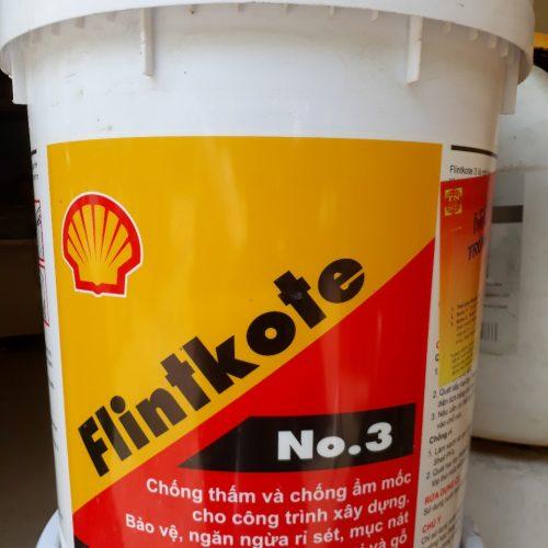 Shell Flintkote No 3