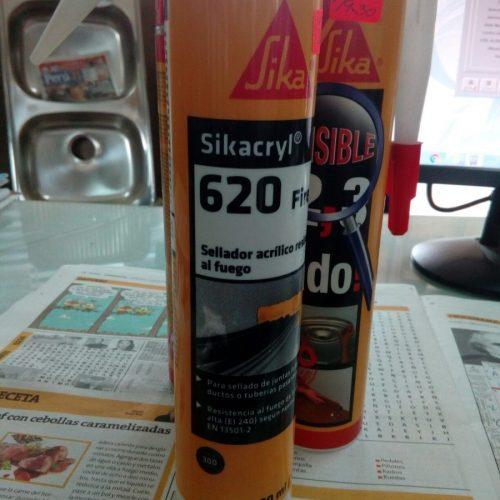 Sikacryl 620 fire