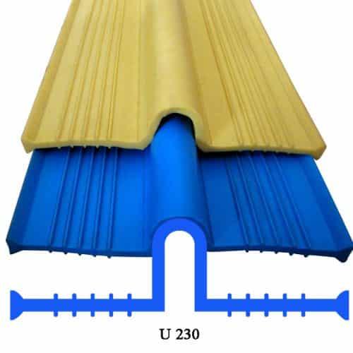 Băng cản nước PVC Waterstop U230