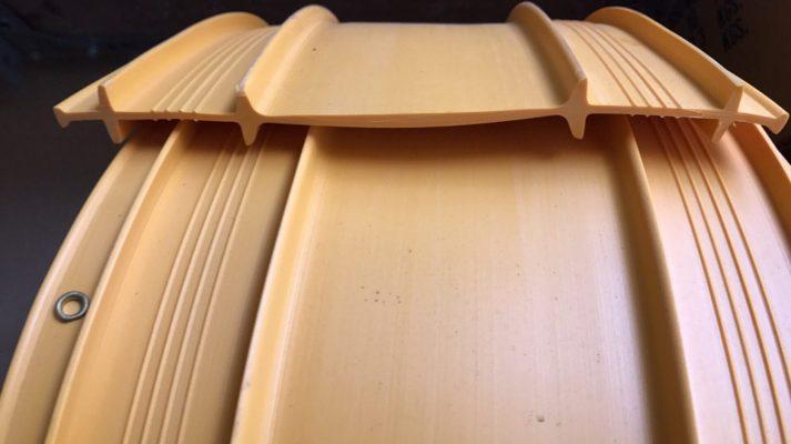 PVC V250 màu vàng