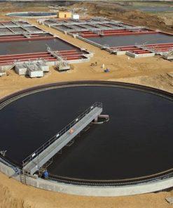Ứng dụng thi công bể nước thải
