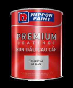 SƠN NIPPON 1226 EPOTAR HB BLACK