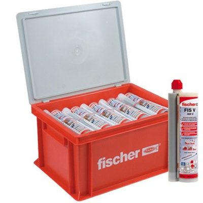 Keo cấy thép Fischer