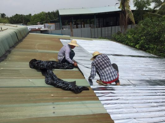 Tiện ích sửa chữa cải tạo mái tôn
