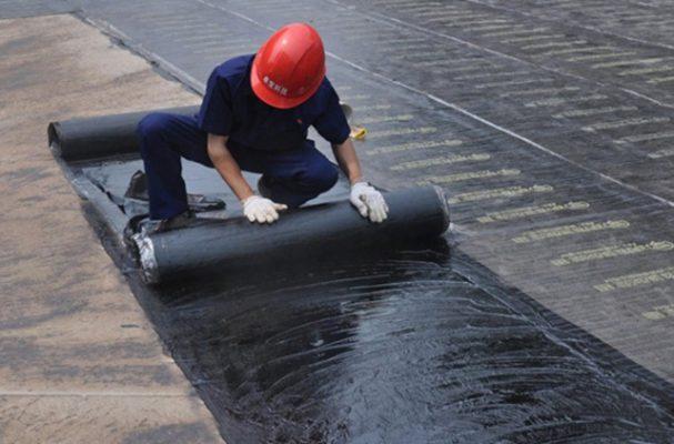 Thi công màng chống thấm tự dính Lemax tại Hà Nội