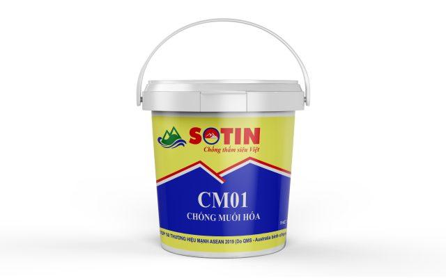 Dung dịch chống muối hóa CM01