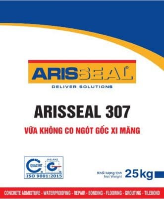 Vữa rót Arisseal 307