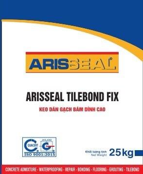 Keo dán gạch Arisseal Titebond Fix