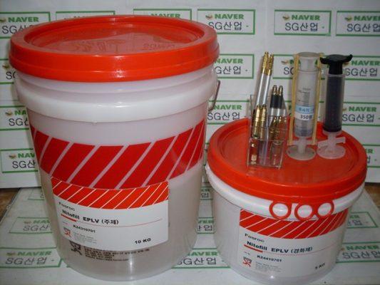 Keo epoxy Fosroc Nitofill Eplv