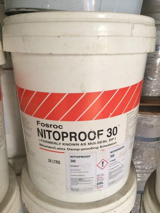 Fosroc Nitoproof 30