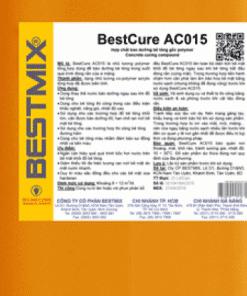 Bestcure Ac015 Hợp Chất Bảo Dưỡng Bê Tông Trong Suốt