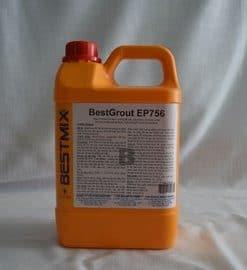 Bestgrout Ep756 Vữa Rót Không Co Ngót, Cường độ Cao