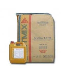Bestseal Ep 758 Vữa Rót Epoxy Chống Thấm Trong Nước