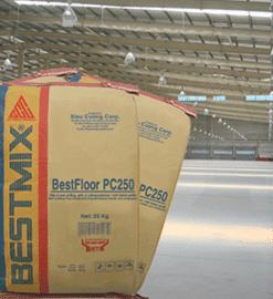 Bestfloor Pc250 Vữa Tự San Phẳng, Một Thành Phần, Gốc Xi Măng