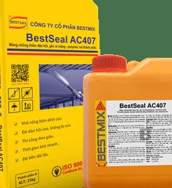 Bestseal Ac407 Hợp Chất Chống Thấm, Trám Bít, Hai Thành Phần