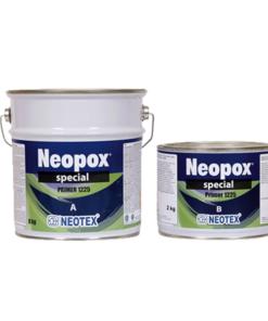 Neopox Special Primer 1225 Là Sơn Epoxy Hai Thành Phần